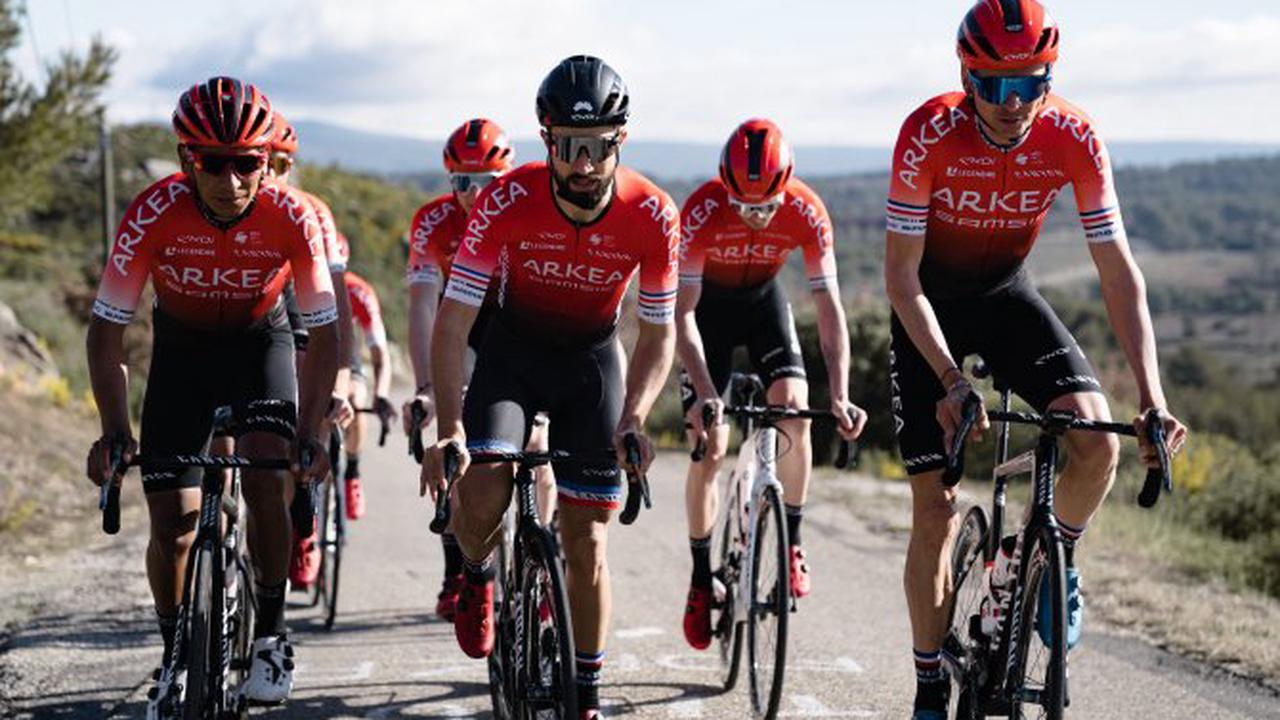 Enquête et garde à vue pour soupçons de dopage dans l'équipe Arkea-Samsic