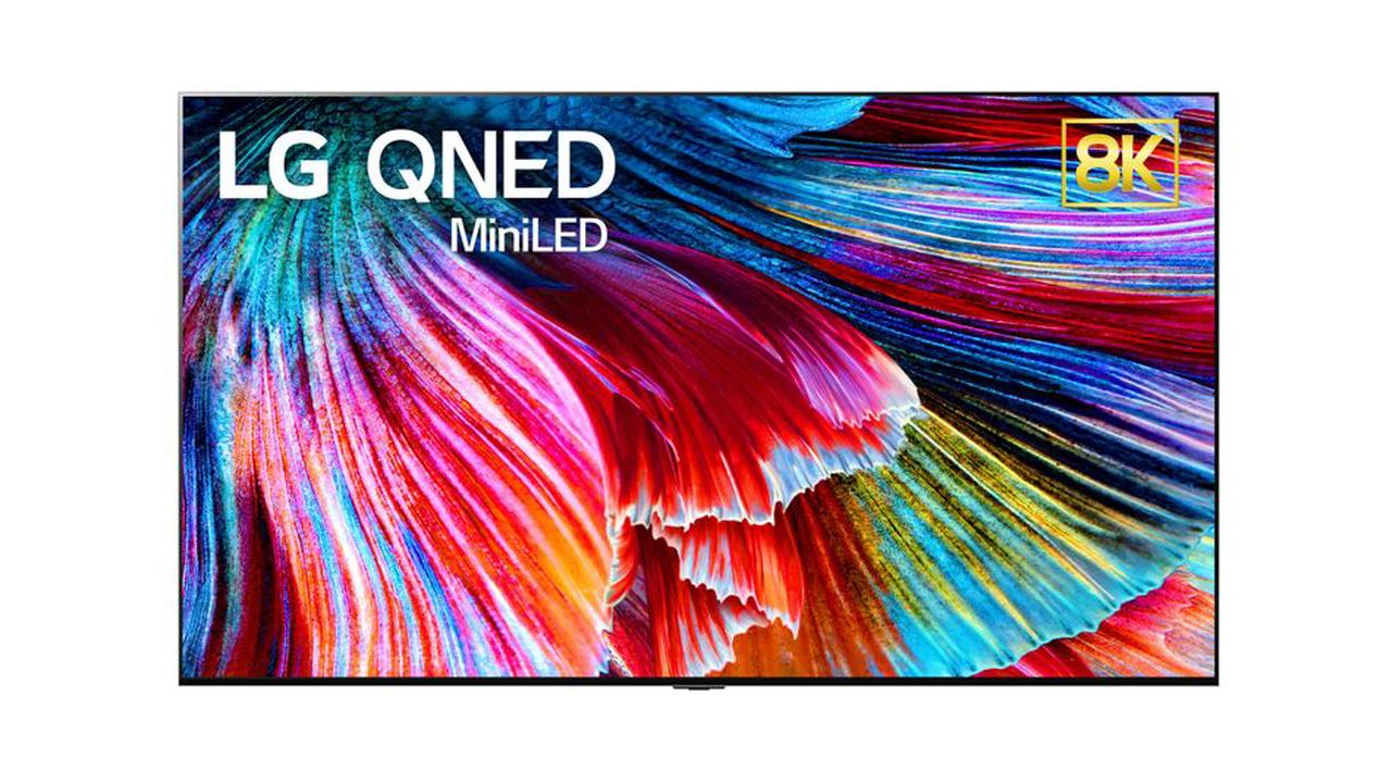 LG's new QNED TVs are the first to feature Mini LED technology