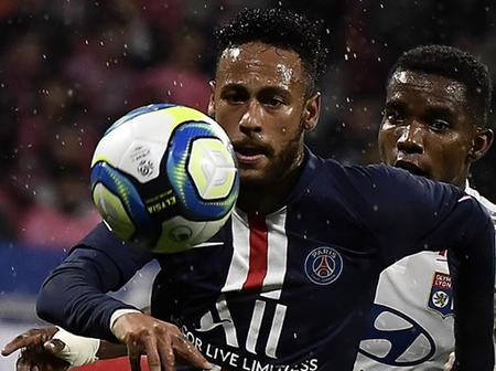 Neymar scores 50th Ligue 1 goal in PSG, Bordeaux draw