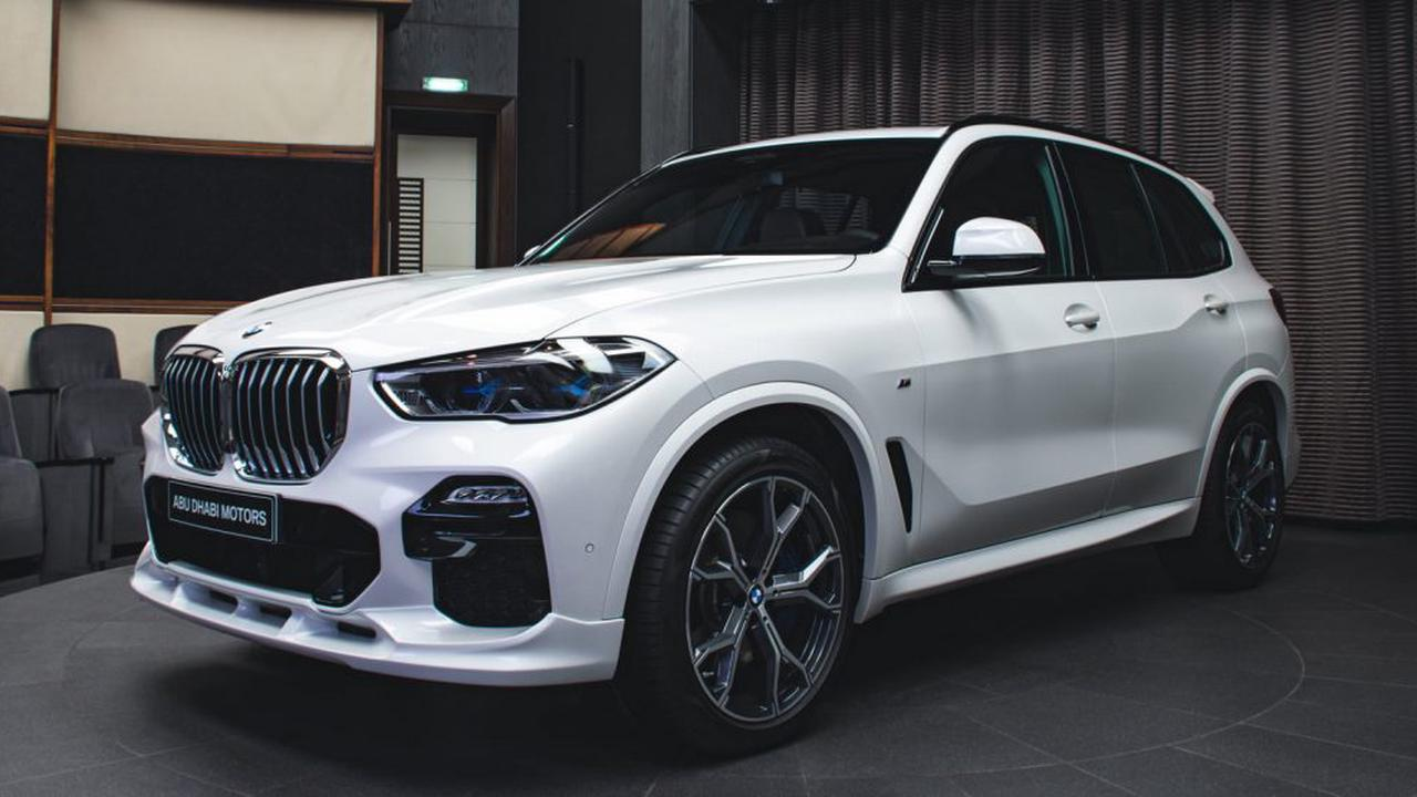 Does The 3D Design Aero Package Improve This BMW X5 In Any Way?