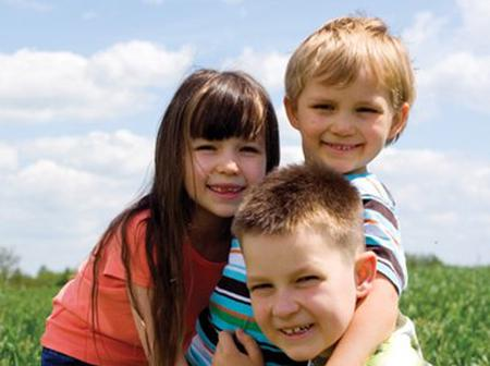 Why It's Good To Have Three Kids As Parents