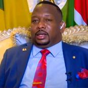 Mike Sonko' Reacts To Standard Newspaper After Making Another Publication About Him Today