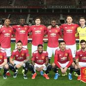 Man Utd Favourite To Secure Top-four Spot, Lazio Decides Against Signing Man Utd Star Permanently