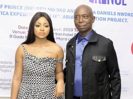 Four Proofs That Shows Regina Daniels Truly Loves Her Husband