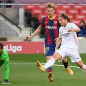 قوة راموس وأناقة لوكا مودريتش! كيف تغلب ريال مدريد على برشلونة اليوم؟
