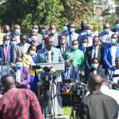 Murkomen, Cheruiyot and Millicent Omanga's Response to Mudavadi's Criticism on Ruto's BBI Stand