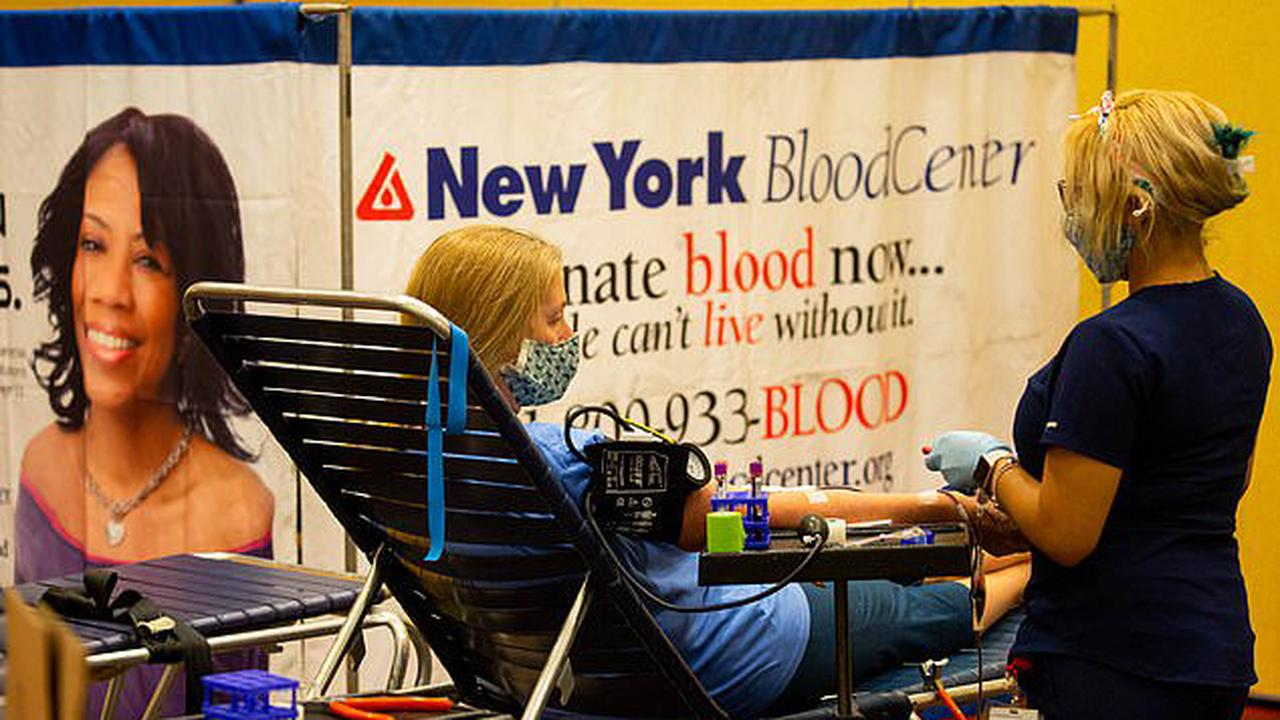 Red Cross asks for blood donations amid 'severe' national shortage that has left some hospitals across the country with only a few days supply