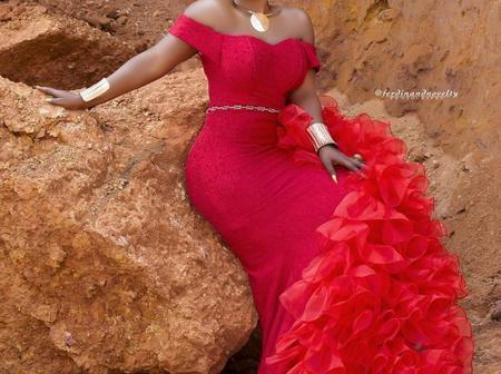 Check Out Beautiful Photos of Nollywood Actress, Destiny Etiko
