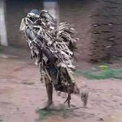 Drama in Kisii After Mother And Daughter Are Caught For Allegedly Performing Witchcraft in School