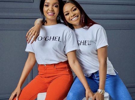 Mzansi let's Pray for Pinky Girl and Bonang Matheba, they going through a lot.