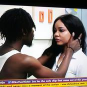 BBN2020: Check Out 5 Things Laycon Told Nengi When She Broke Down In Tears After Ozo Snubbed Her.