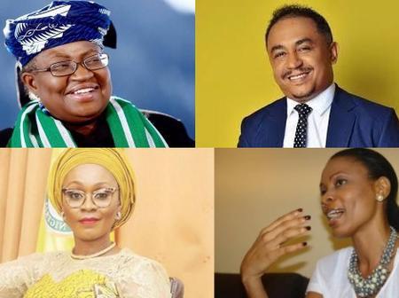 Okonjo Iweala, Daddy Freeze, Funmi Iyanda and Bamidele Abiodun finished from the same school