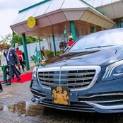 Buhari & other leaders use BULLETPROOF Cars - Check out the reason bullets can't hit them.