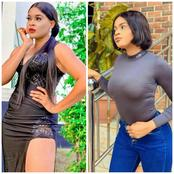 Meet The Beautiful Actress Who Said She Will Only Marry A Man Like Her Father (photos)