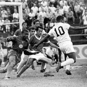 See how much PUMA paid Pele just for tying the laces of his boot before kickoff in 1970.
