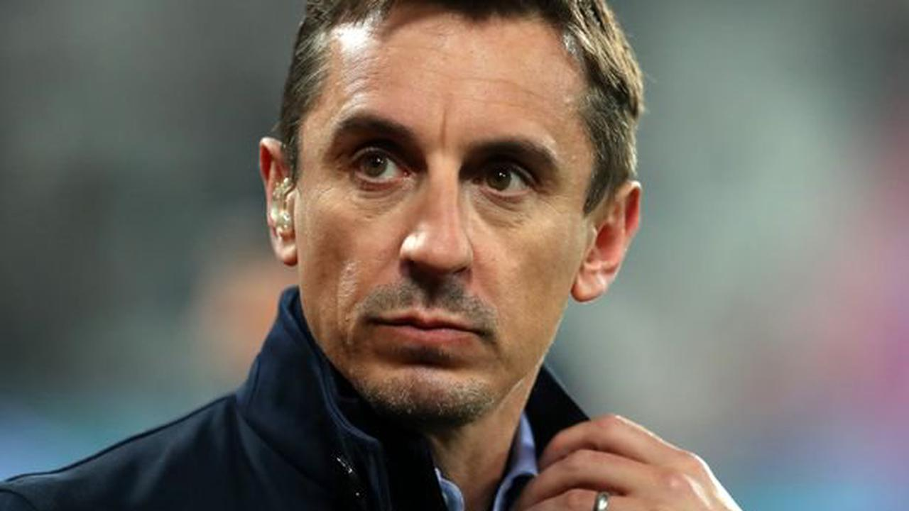 Gary Neville ramps up pressure on Manchester United after Aston Villa shock