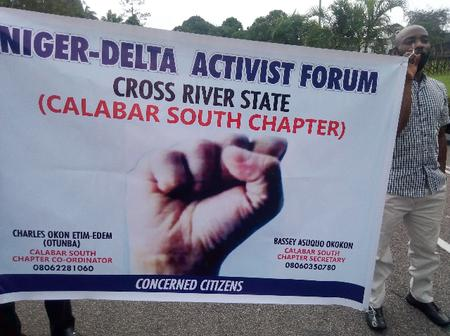 Press Statement By The Niger Delta Activist Forum Over the Increase In Price Of PMS And Others