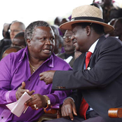 Atwoli Reacts to Another Alleged Fallout Between Raila & Uhuru, Warns The Ex-PM of Uniting With Ruto