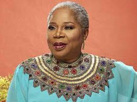 Onyeka Onwenu: I Have No Expression Of Remorse For Being A Resilient Lady.