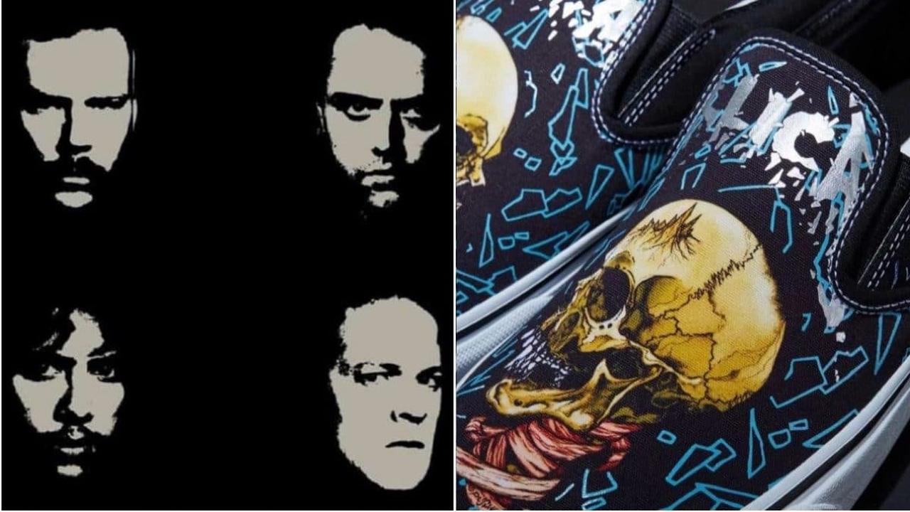 Metallica, un déluge de nouveautés pour le Black Album : Des reprises Reggeaton et Country & une nouvelle collection de chaussures !
