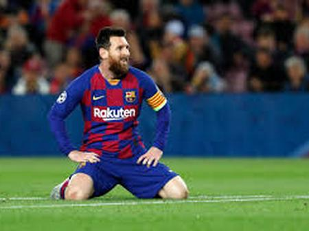I'm Tired Of Always Being The Problem At Barcelona' - Lionel Messi Reveals (Photos)