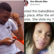 I need location of lady who stole my N170k smartphone - Man cries out after spending time with lady