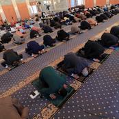 خلوا بالكم.. إجراءات جديدة بالمساجد بدءًا من الغد.. والسماح بـ3 صلوات وحظر صلاتين