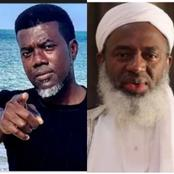Reno Omokri Hits Back At Gumi, Says He Is Not A Peace Negotiator But A Killer Herdsmen Enabler