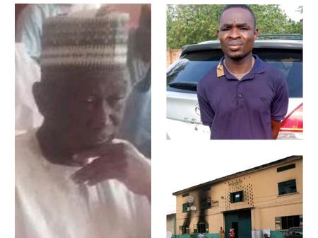 Today's Headlines: Ex-Bauchi Official Jailed Over N108m Fraud, Imo Jailbreak - 46 Prisoners Voluntarily Return To Prison