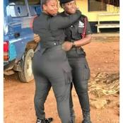Opinion: This is the only Police we want to see in our Streets - Checkout This Police Outfit.