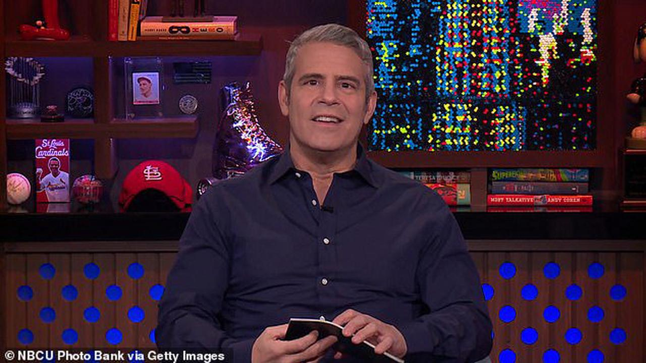 'Why wasn't my daughter included?': Andy Cohen reveals Housewives' backlash over recently announced WWHL Kids Special
