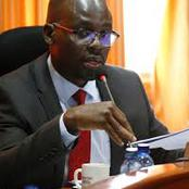 Moses Kajwang Steals The Show During Live Interviews After Responding Smartly To Kang'ata Allegation