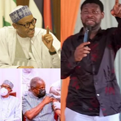 Pastor Giwa Finally Reacts To Buhari, Osinbajo Covid-19 Vaccination, Read What He Said They Took