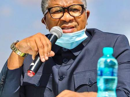Fikile Mbalula confirms that 235 people lost their lives during Easter weekend