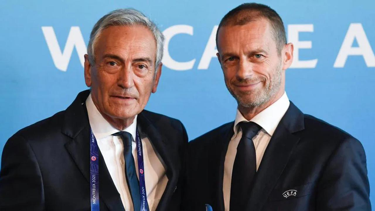 FIGC president Gravina: This Italy team popular in a good way