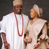 Meet Oba Of Lagos, His Royal Majesty Saheed Elegushi who is 45-year-Old