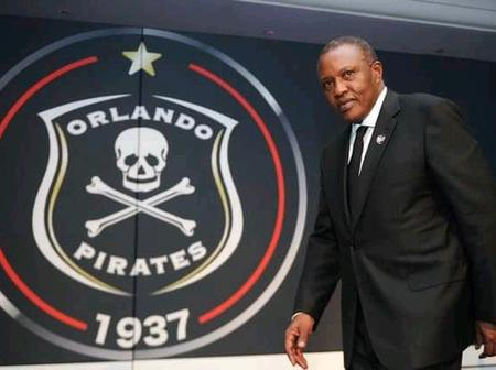 Ex-Pirates Star Reveals Irvin Khoza's Ritual Before Every Cup Final Match!