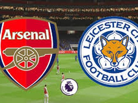 Opinion: Arsenal Should Just Forget About Beating Leicester, Especially if Leicester Use This Lineup