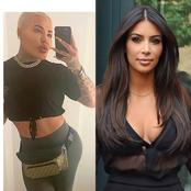 Meet The Man Who Has Spent Over 100 Million Naira To Look Like Kim Kardashian [Photos]