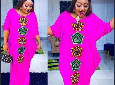 Trendy Bubu Gown For Fashion Inclined Women