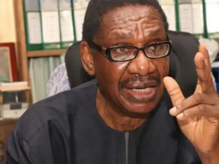 Lockdown Nigeria for 2 months - Sagay tells Buhari