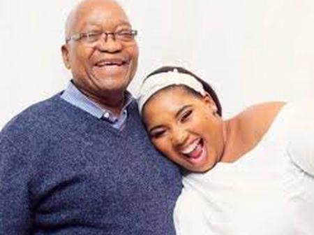 Nokanyiso Conco Zuma Pictures That Left Msanzi Off Gut