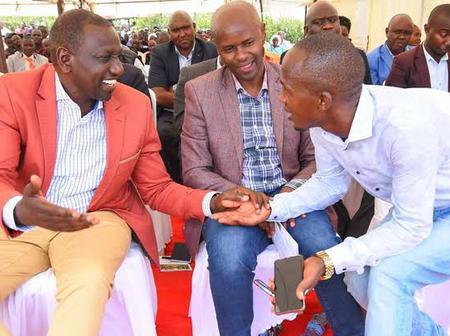 Uhuru's Ex-CS Who Could Be Ruto's Biggest Political Asset