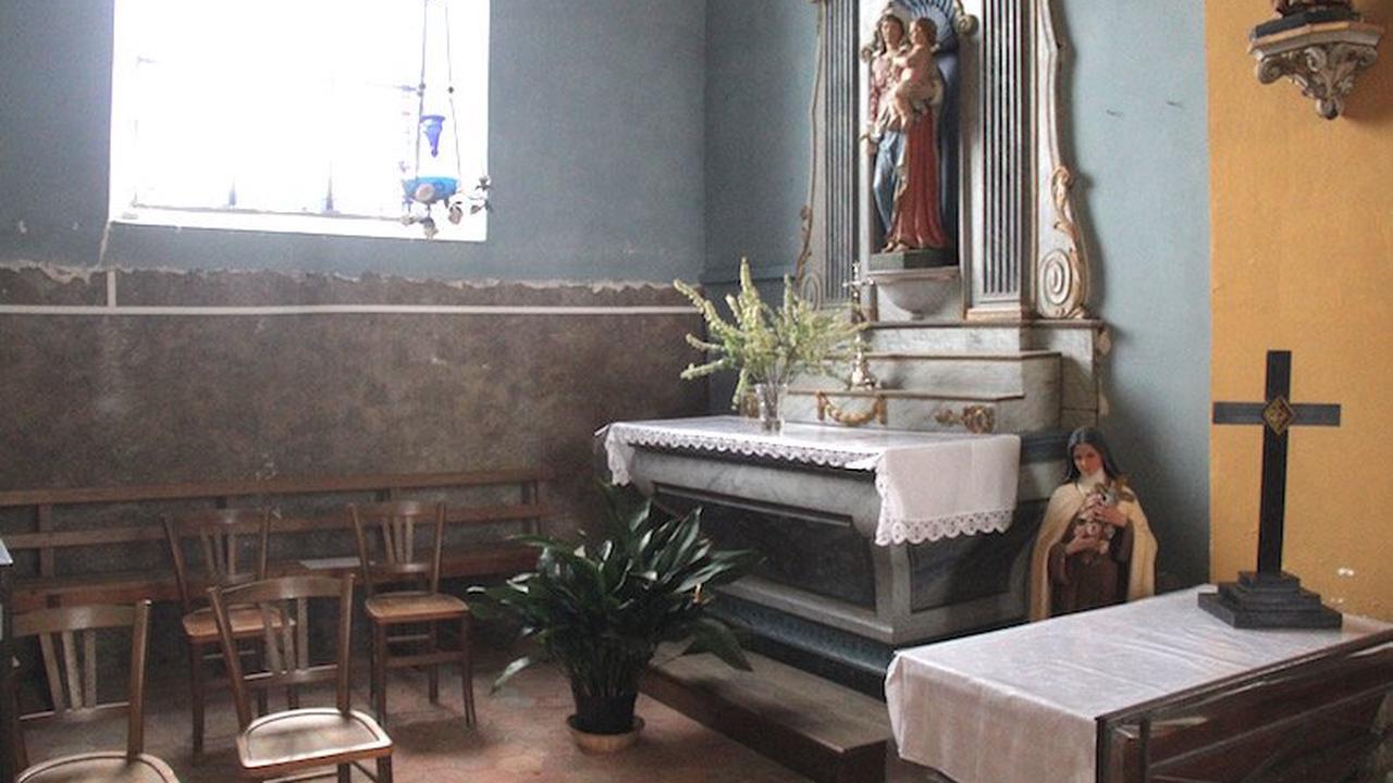 PATRIMOINE : Les salariés de Michelin ont choisi de soutenir à hauteur de 10 000€ la restauration des stalles de l'église de Saint-Sernin