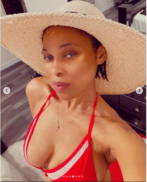 Georgina Onuoha shares sexy new photos?