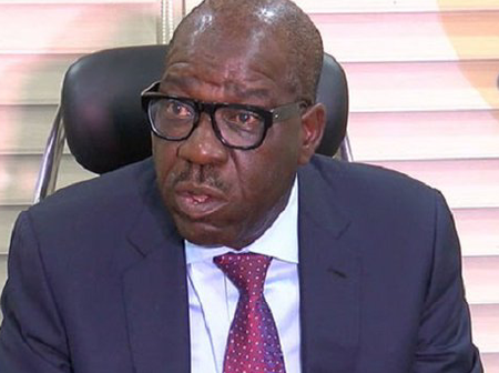 Governor Godwin Obaseki Express Concern Over Habitual Borrowing System Of FG