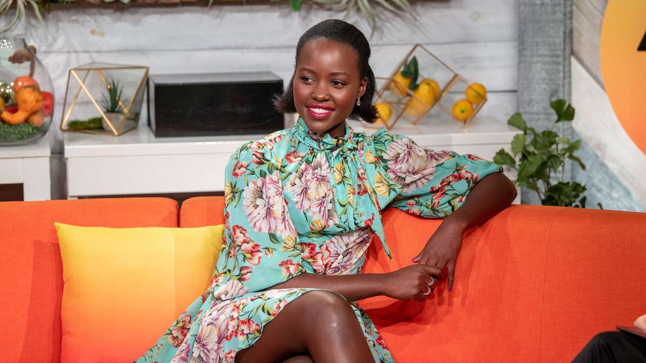 Lupita Nyong'o helping save the world again, but this time in Africa's first-ever kids superhero show