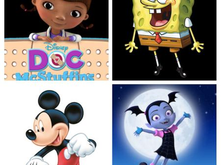 Five Animation Cartoons You Should Never Allow Your Kids Watch - Parents beware