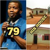 Pastor E. An Adeboye is 79 Today, See Where he was Born, His Church, His Wife and His Lovely Children