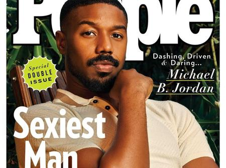 Meet The 33-Year-Old Actor Who Is The People's Sexiest Man Alive (Photos)